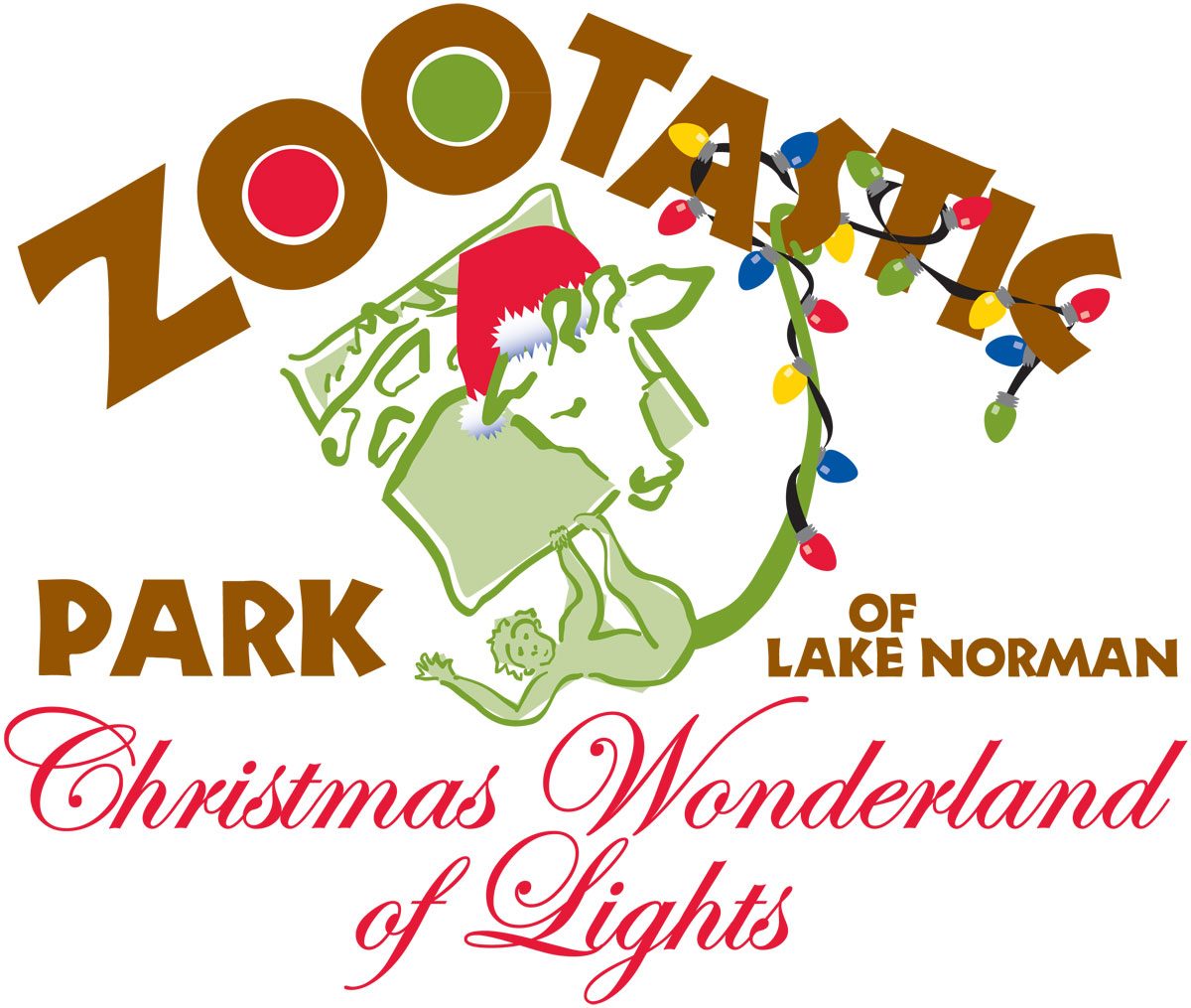 The Christmas Wonderland of Lights features over 3.5 Million Lights over a 2 mile drive-through and ends with a light show set to music in our Western Town.